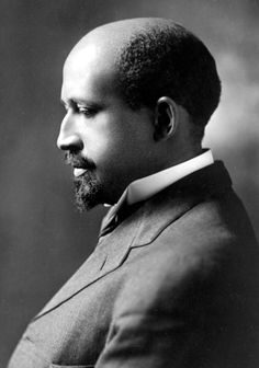 W. E. B. Du Bois (1868 - 1963) was an American sociologist, historian, civil rights activist, Pan-Africanist and author. Du Bois was one of the co-founders of the National Association for the Advancement of Colored People (NAACP) in 1909. Du Bois is known for his fight for equal rights for blacks in the US.  More info about W.E.B Du Bois :  1) Wikipedia : https://en.wikipedia.org/wiki/W._E._B._Du_Bois 2) Documentary video : https://www.youtube.com/watch?v=QSY5eD8boqg