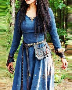 Celtic Dress, Viking Dress, Viking Costume, Medieval Costume, Medieval Witch, Medieval Peasant, Celtic Costume, Medieval Gown, Renaissance Festival Costumes
