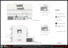 View full picture gallery of Elaboration Project, Villa Stein De Monzie, Le Corbusier