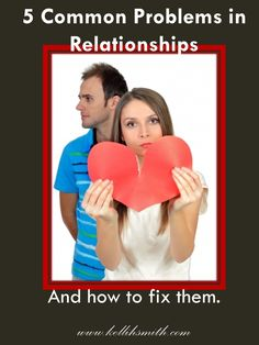 See how common issues affect 5 couples and what they did to find the solution.