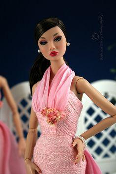 Poppy Parker Doll Berdorf | Poppy Parker bridesmaids 4