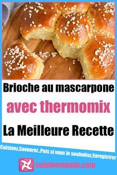 Brioche au mascarpone avec thermomix , une délicieuse brioche pour votre petit déjeuner du matin. Voila la recette comment faire la brioche au mascarpone avec le thermomix, vous y trouvez ici la recette la plus facile pour le préparer chez vous avec votre thermomix. une recette facile pour faire la Brioche au mascarpone avec thermomix, testez-la.