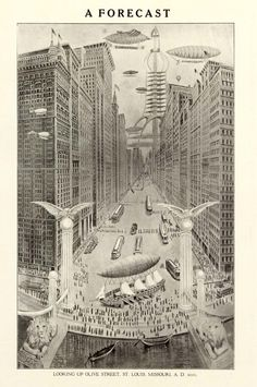 Architectural Drawings Of Skyscrapers the center of giants - 1930 comparison drawing of new york city