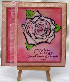 Tinyrose's Craft Room: Pretty in Pink