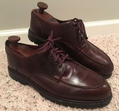 1d14a1a4351 Brooks Brothers Dark Brown Leather Shoes Men s Size 10.5  fashion  clothing   shoes