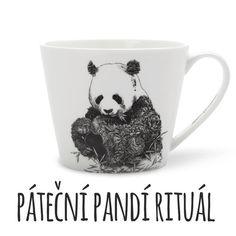 """6 To se mi líbí, 1 komentářů – XXXLutz Česká republika (@lutz_cz) na Instagramu: """"Míte rádi kávu s mlékem? Hodně mléka? Tak vám bude chutnat z roztomilého hrnečku s pandou.…"""" Panda, Mugs, Tableware, Instagram, Dinnerware, Tumblers, Tablewares, Mug, Dishes"""
