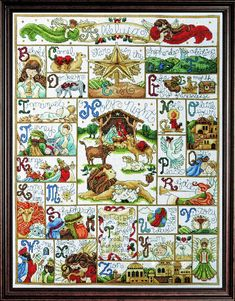 Tobin 14 Count Oh Holy Night Counted Cross Stitch Kit, 16 by 21-Inch