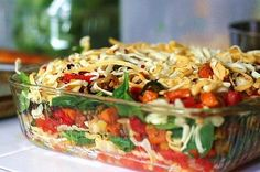 5 Healthy Casserole Recipes, perfect for prep day and busy week days!