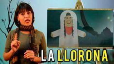 BASIC description of La Llorona in Spanish