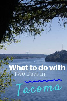 Tacoma, Washington is often overshadowed by Seattle, but there's more to see and do here than most people realize. Here's how you can spend 2 fun days in the city! // What to Do With Two Days in Tacoma, Washington - The Atlas Heart Tacoma Washington, Washington State, New Travel, Travel Usa, Oregon Travel, Places To Travel, Places To See, Washington Things To Do, My Escape