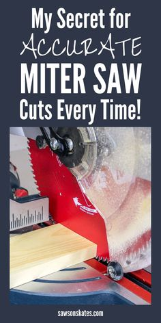 7 Miter Saw Tricks Every DIYer Should Know I was sick and tired of wasting wood! First, I would cut Woodworking Jobs, Popular Woodworking, Woodworking Furniture, Woodworking Crafts, Wood Furniture, Woodworking Jigsaw, Woodworking Machinery, Woodworking Basics, Woodworking Magazine