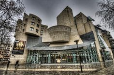 Cinémathèque Française Gehry Partners, LLC Paris, France