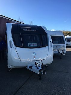 SWIFT CHALLENGER SPORT 586,6 BERTH,2015 MODEL,FIXED BUNK BEDS,GLASS ROOF!!: £17,600.00 End Date: Monday Mar-21-2016… #caravan #caravans