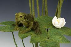 Frog's Pond (close up 2) | Flickr - Photo Sharing!