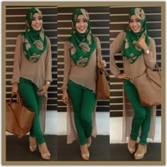 Cute hijab inspiration