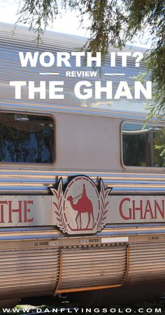 The Ghan Review, train travel from a bygone era – think romance and relaxation. But does a whole day on a train have relevance in the modern world?