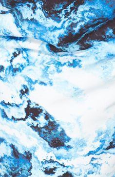 ONIA 'Calder' Watercolor Print Swim Trunks   Nordstrom
