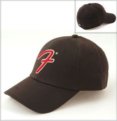 "Fender® Big ""F"" Logo Stretch Cap, Black, L/XL by Fender. $19.99. For more than 60 years the Fender® brand has become synonymous with the Spirit of Rock & Roll™. Fender® Headwear is based on this rock & roll history and the rock legends that use Fender® instruments. This stretch cap features a large Spaghetti Logo ""F"" in the center. Classic Fender®.... Save 20%!"
