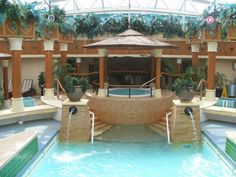 solarium Conservatories, Royal Caribbean, Building Design, Pools, Sailing, Ship, Spaces, Vacation, Future