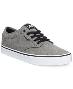 f164a6ffaa8 Vans Men s Atwood Heathered Sneakers Men - All Men s Shoes - Macy s