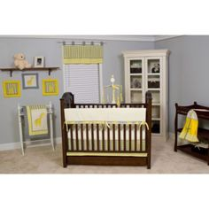 Pam Grace Creations Argyle Giraffe Crib Bedding Collection - BedBathandBeyond.com Set is currently #134.99