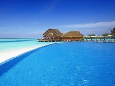 Anantara Dhigu Resort in Maldives