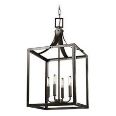 Sea Gull Lighting Labette Heirloom Bronze Pendant Light | 5340604-782 | Destination Lighting