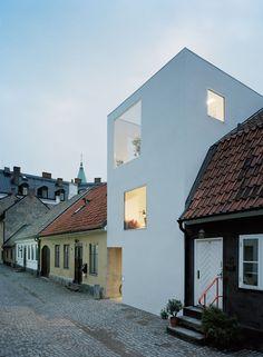 For Interieur | Maison suédoise contemporaine | http://www.for-interieur.fr