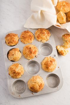 Recipe: Savory Sweet Potato & Parmesan Muffins — Recipes from The Kitchn