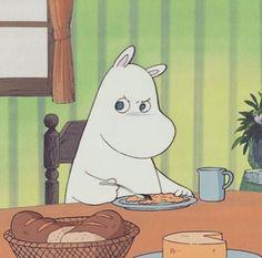 Angry Moomin - Moominvalley