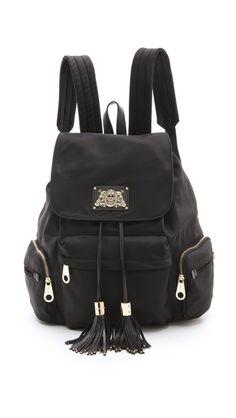 e8655570fe Juicy Couture Nylon Backpack  198 Designer Leather Handbags