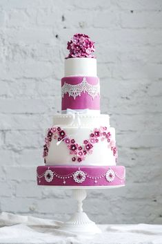 27 Simple Wedding Cakes For A Beautiful Wedding Party