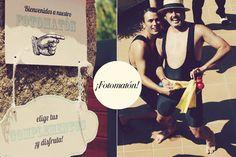 20´s wedding @El Sofá Amarillo