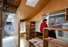 Micro Organism: Hutong infill in Beijing, China, by Standard Architecture | Buildings | Architectural Review