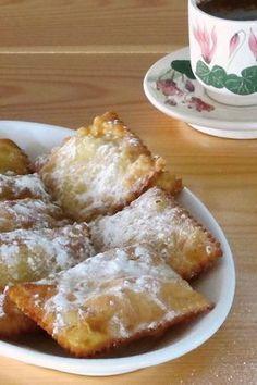 Μπουρεκια με αναρη Greek Sweets, Greek Desserts, Greek Recipes, Desert Recipes, Cypriot Food, Sweet Pastries, Sweets Cake, Deserts, Food And Drink