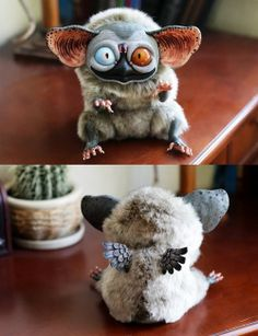 Russian Deviantart user Santani makes these adorable hyper-realistic dolls - some are even for sale! They look so good you'd almost be afrai...