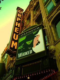 I can't believe I'll be standing in front of this sign in less than a month- FINALLY! :') Wicked is a fantastic musical. I haven't seen it myself but my best friend is a big advocate. Broadway Plays, Broadway Theatre, Broadway Shows, Broadway Nyc, Wicked Musical, Wicked Witch, Theatre Nerds, Music Theater, Way Of Life
