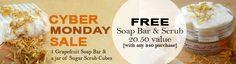 Free Skincare Goodies.
