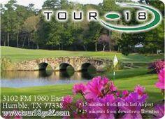 Tour 18 golf