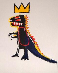 Pez Dispenser, 1984 by Jean-Michel Basquiat - art print from King & McGaw Jean Basquiat, Jean Michel Basquiat Art, Art And Illustration, Graffiti Art, Street Graffiti, Basquiat Tattoo, Basquiat Paintings, Basquiat Prints, Pop Art