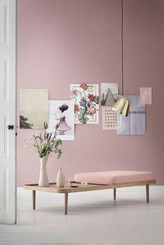 kleine zimmerrenovierung design weiss bettwasche, 71 best farbige wände images on pinterest | bedroom, bedroom ideas, Innenarchitektur