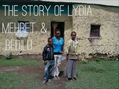 Read the story of Lydia, Mehret, and Bedelu, a child-headed household in Ethiopia. #fhbloggers