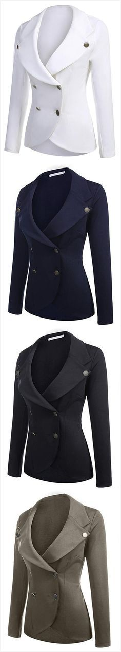 Blazer in various colours Pretty Outfits, Cool Outfits, Casual Outfits, Fashion Outfits, Womens Fashion, Fashion Trends, Professional Outfits, Work Attire, Mode Style