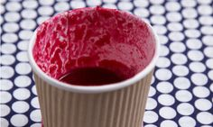Allegra McEvedy's quick beetroot and apple soup has colour, vibrancy and offers a healthy boost to offset the gloom – all winter packed lunches should be like this Curry Recipes, Soup Recipes, Dinner Recipes, Cooking Recipes, Bramley Apple Recipes, Great British Food, Progressive Dinner, Apple Soup, Greek Yoghurt