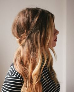 braided crown #hair
