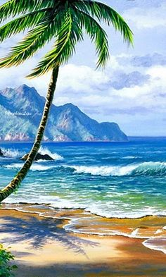 59 Ideas For Painting Beach Acrylic Abstract Landscape Beach Sunset Painting, Beach Art, Sunset Beach, Beach Landscape, Abstract Landscape, Seascape Paintings, Landscape Paintings, Beach Paintings, Acrylic Landscape Painting