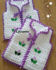 Crochet Baby Dress Free Pattern, Chevron Crochet Patterns, Baby Girl Crochet, Baby Knitting Patterns, Crochet For Kids, Crochet Designs, Rock Crafts, Diy And Crafts, Filet Crochet