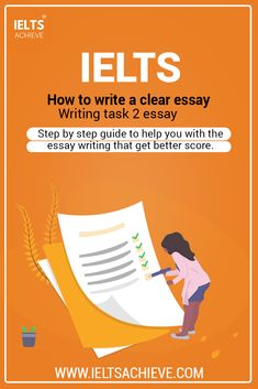 Learn how to write a clear IELTS writing task 2 essay with this easy to follow guide. Step by step guide to help you with the essay writing that gets a better score.  #IELTSWritingTask2 #ClearEssay #SampleAnswer #WritingTask2 #IELTSEssay #IELTSModalAnswer #IELTSQuestion#BetterBandScore #EssayWriting #SampleAnswer Ielts Writing Task 2, Essay Writing, Step Guide, Learning, Memes, Easy, Studying, Meme, Teaching