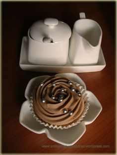 Cupcake de antojo de chocolate  http://aminomegustacocinar.wordpress.com/2012/11/03/cupcakes-de-antojo-de-chocolate/