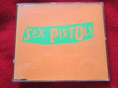 Sex Pistols – Sex Pistols Virgin Records SEXDJ96 5 track UK Promo CD Single